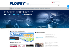 Maintaining and extending Flowey CMD – more than just a sales environment.